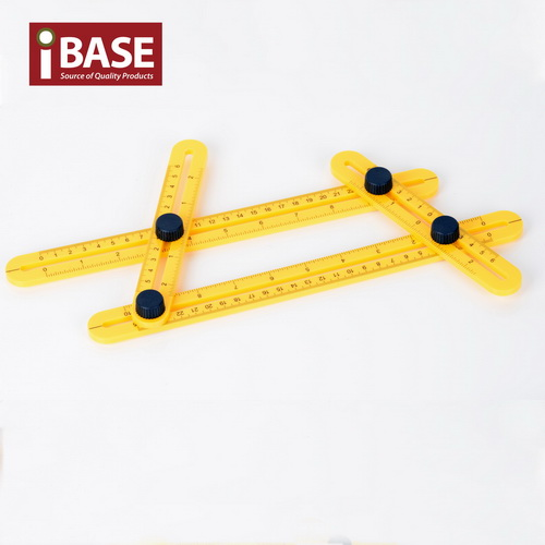 Angle Measuring Tool Angle-Izer Ruler Multi-Angle Easy Template Instrument Slide